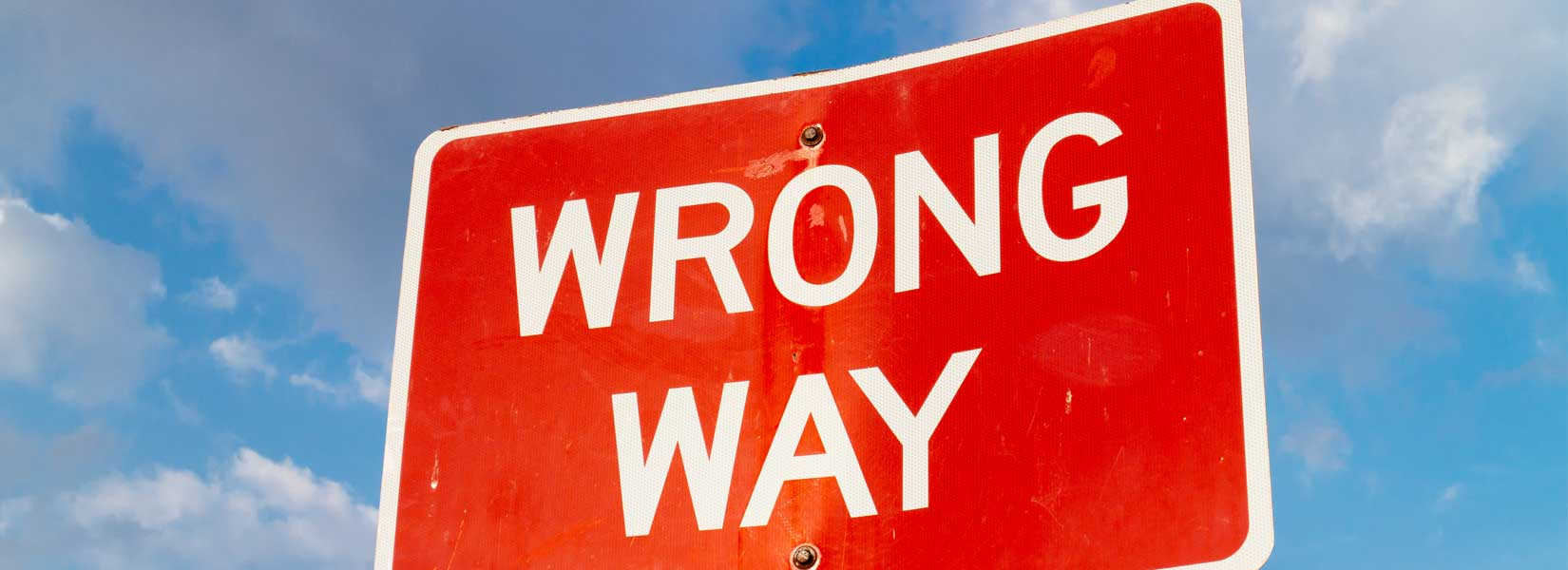 Injuries From Wrong Way Car Accidents in Vegas
