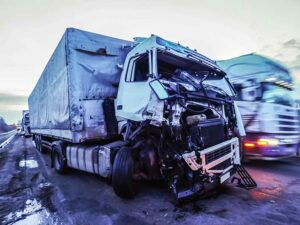 Truck accidents in Nevada