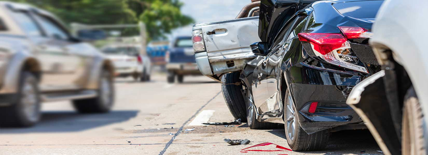 Las Vegas Rear End Accidents Are Common in Holiday Traffic