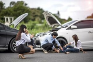 How A Car Accident Can Change Your Personality