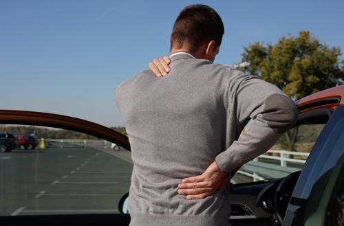 What Happens If Your Crash Aggravates A Prior Injury?