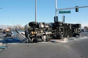 Suing the Driver After a Henderson Truck Accident
